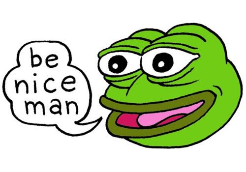 Pepe As A Universal Symbol For Love Peace And Acceptance Boing Boing