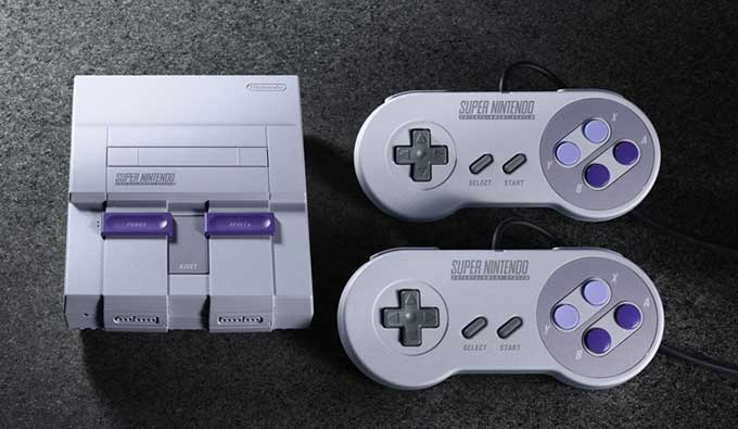 Nintendo's SNES Classic will cost $80, comes with 21 games