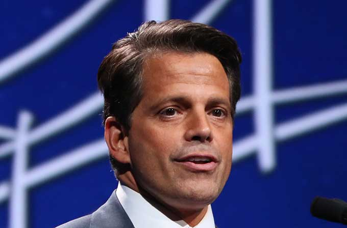 Scaramucci's potty-mouthed rant about Reince Priebus and Steve Bannon