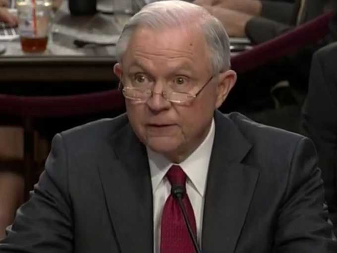 Senate panel votes to protect medical marijuana - major buzzkill for Jeff Sessions