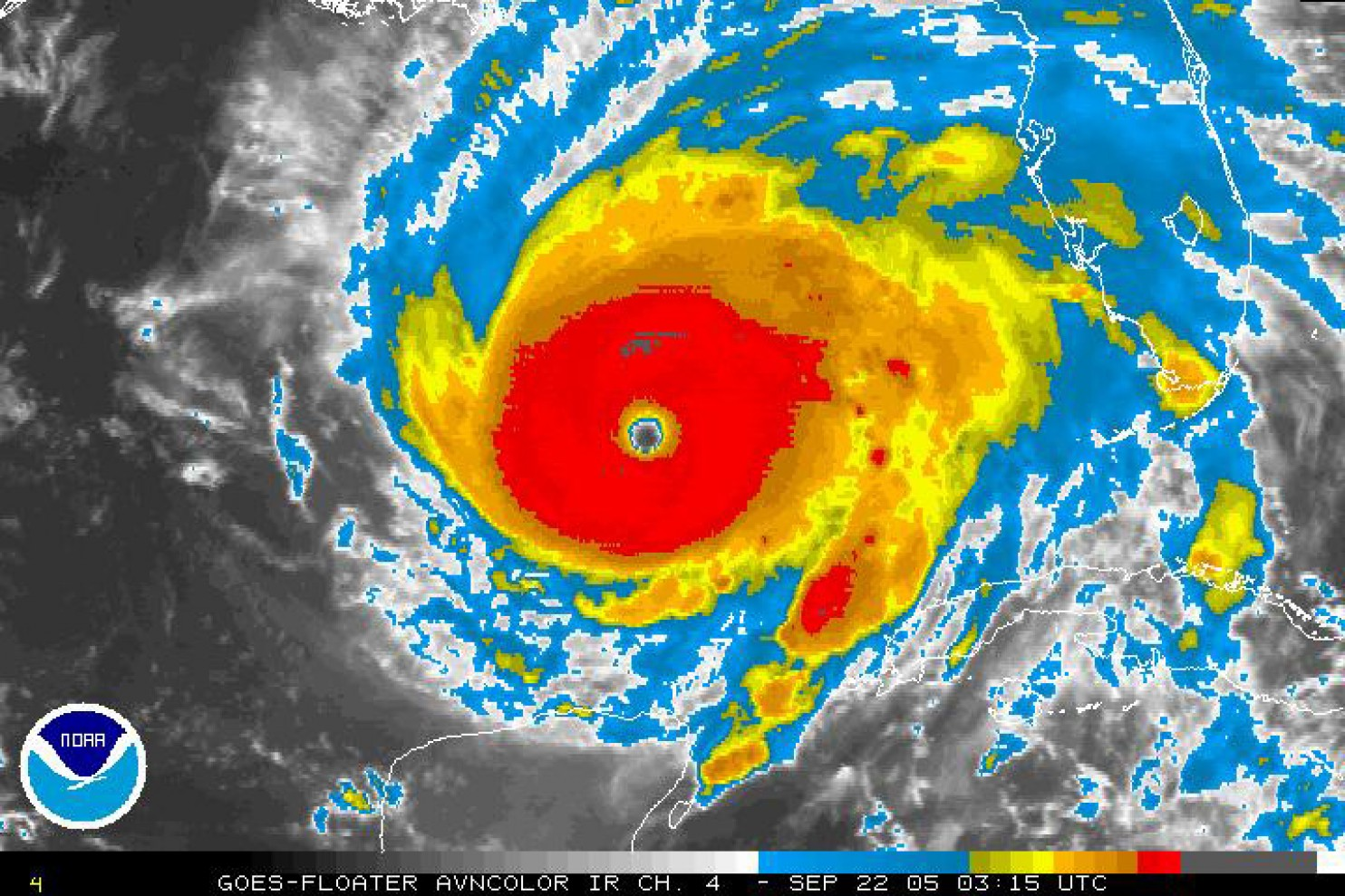 a study of hurricanes Increasingly destructive hurricanes are putting a growing number of people and structures at risk.