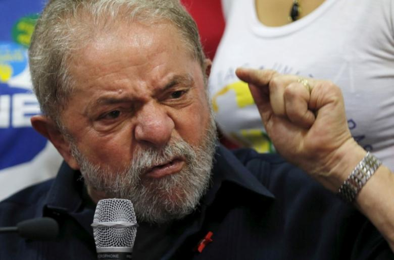 Former Brazilian president Lula da Silva convicted of corruption, money laundering