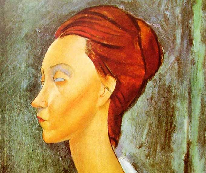 "Museum in Italy shuts down exhibit with Modigliani forgeries -- ""Even a child could see these were crude fakes"""