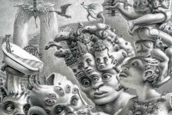 New book about psychedelics and weird human experiences