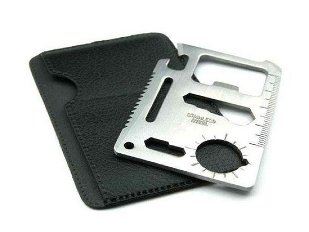 These Multi Tools Fit Right In Your Wallet Boing Boing