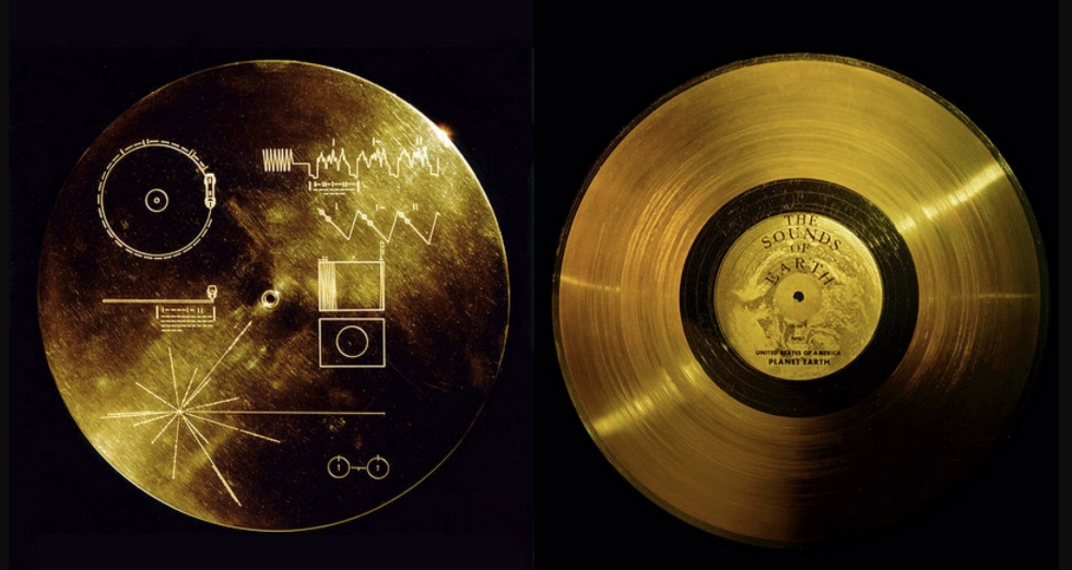 Experience the Voyager Golden Record at San Francisco's Exploratorium, August 3