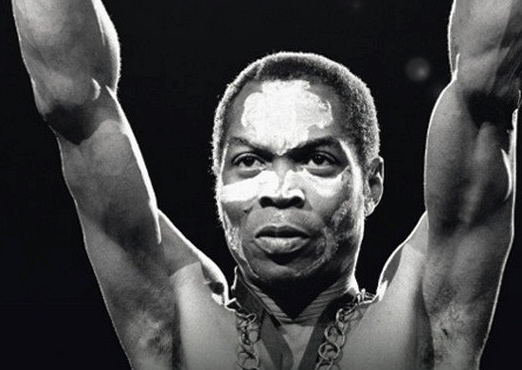 Documentary about Fela Kuti, Nigerian Afrobeat pioneer and human rights activist