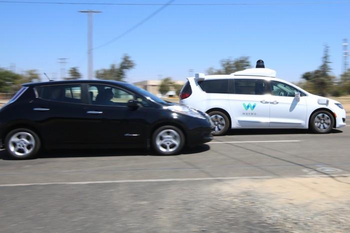 Castle City Self Driving Cars