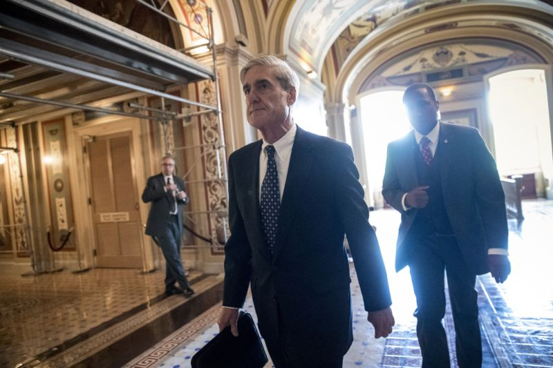 Mueller impanels grand jury in DC in Russia Probe