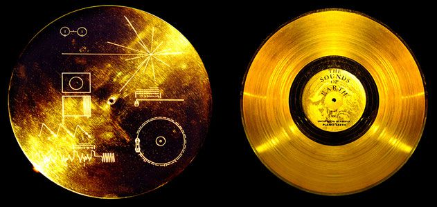 How the Voyager Golden Record came to be