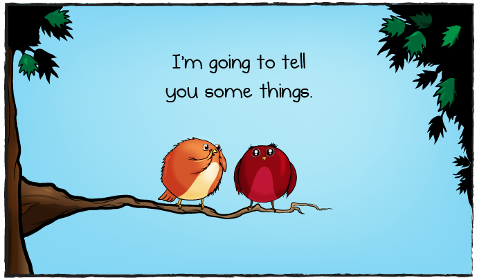 "The Oatmeal looks into our reality tunnels, the ""backfire effect,"" and the nature of belief"