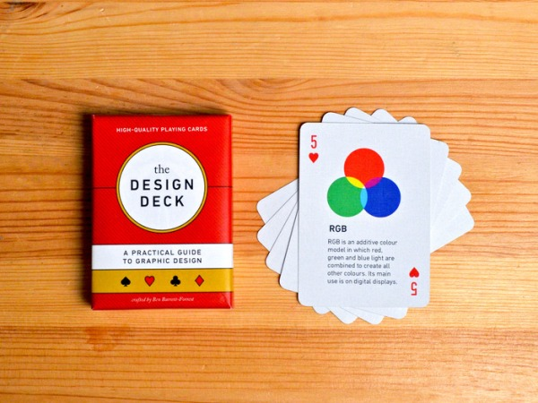The Design Deck Practical Guide To Graphic Design