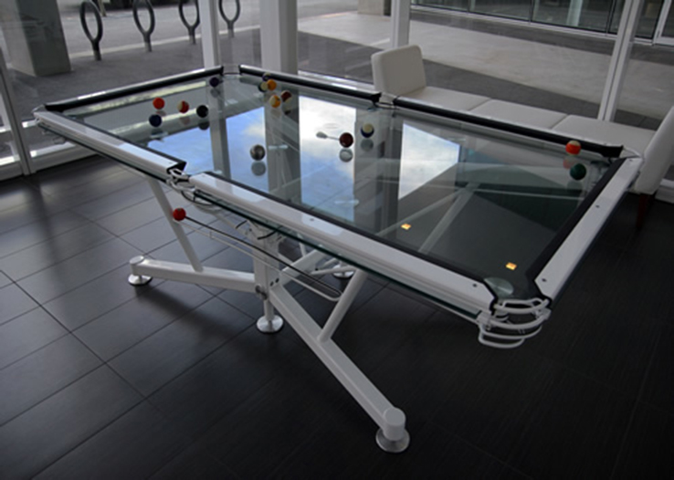 great explainer on how glass top pool tables work - Pool Tables For Sale Near Me