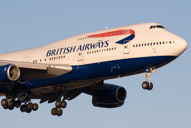 British Airways forces man to sit in wet urine-soaked seat for 11 hours