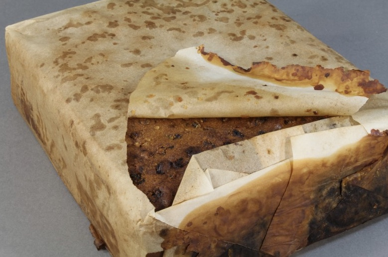 100-year-old Antarctic fruitcake found in great condition is 'almost edible'