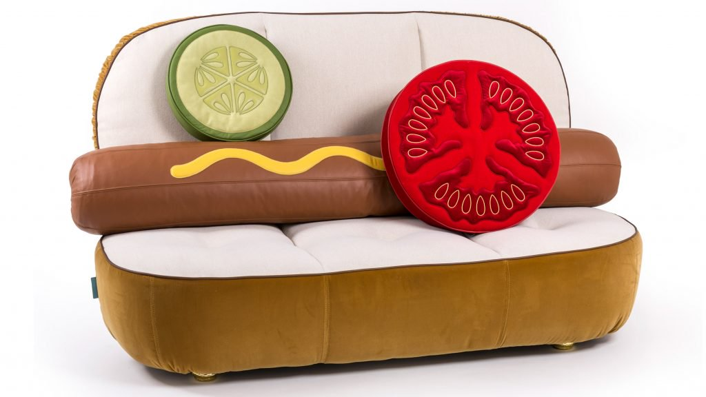 Fast food furniture boing boing for Seletti furniture