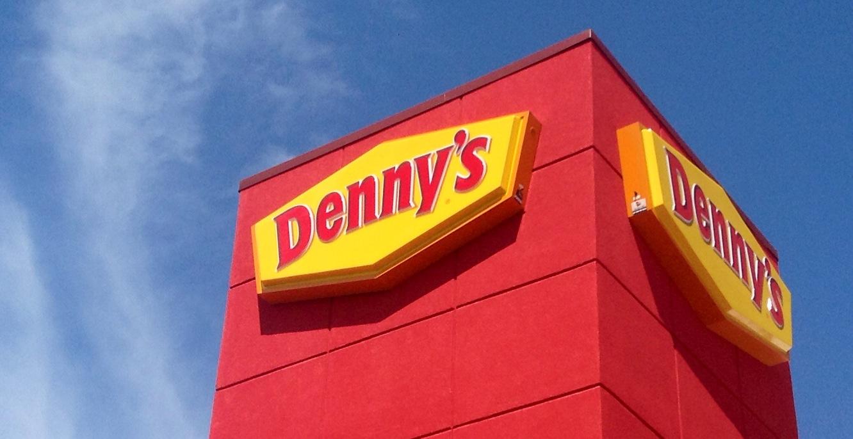 Denny's new mascot looks like a turd