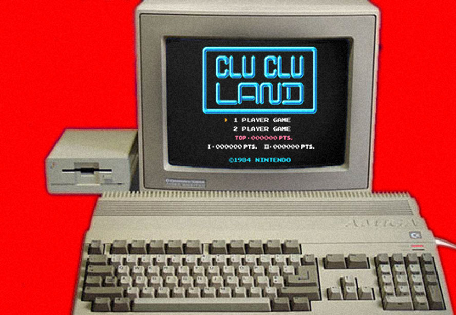 Emulate ancient NES games on an ancient Amiga / Boing Boing