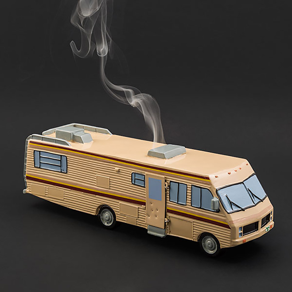 incense in the lab A breaking bad rv incense burner this is one of those things i wish i had thought up: an incense burner that looks like the rv meth lab from breaking bad more like breaking rad, amirite.