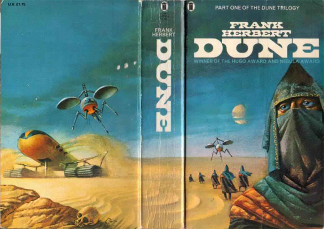 The brilliant book that inspired Dune author Frank Herbert
