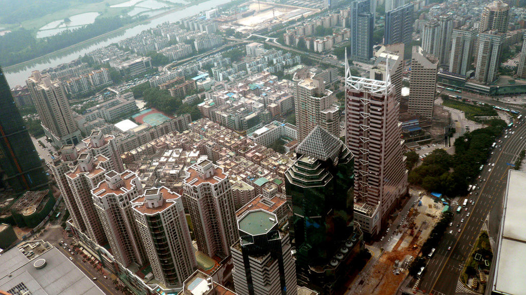 China's massive property bubble creates mad scramble to take on decades of debt
