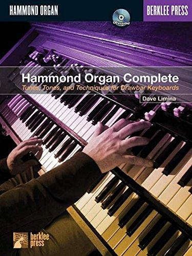 How to play a Hammond organ