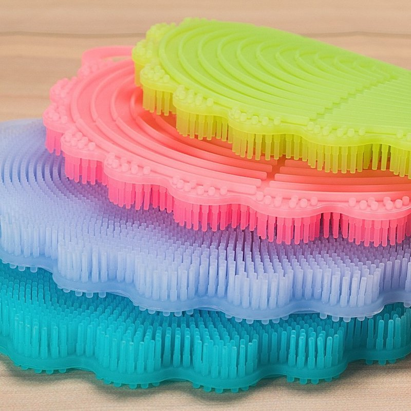 Silicone Dish Scrubbers: Because I'm Tired Of Being Told