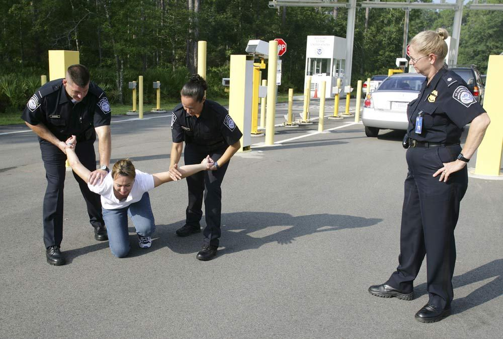 Applicants for the Customs and Border Protection agency keep