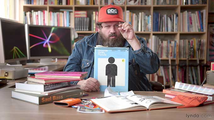 Watch Aaron Draplin design a logo in 15 minutes