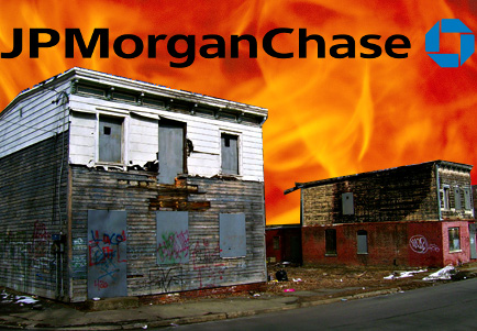 JP Morgan-Chase paid its billions in fines for mortgage fraud by