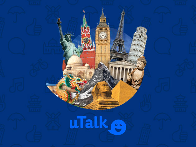 uTalk helps you learn new languages from your phone