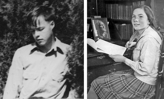 In the 1930s, two promising young American writers disappeared without a trace