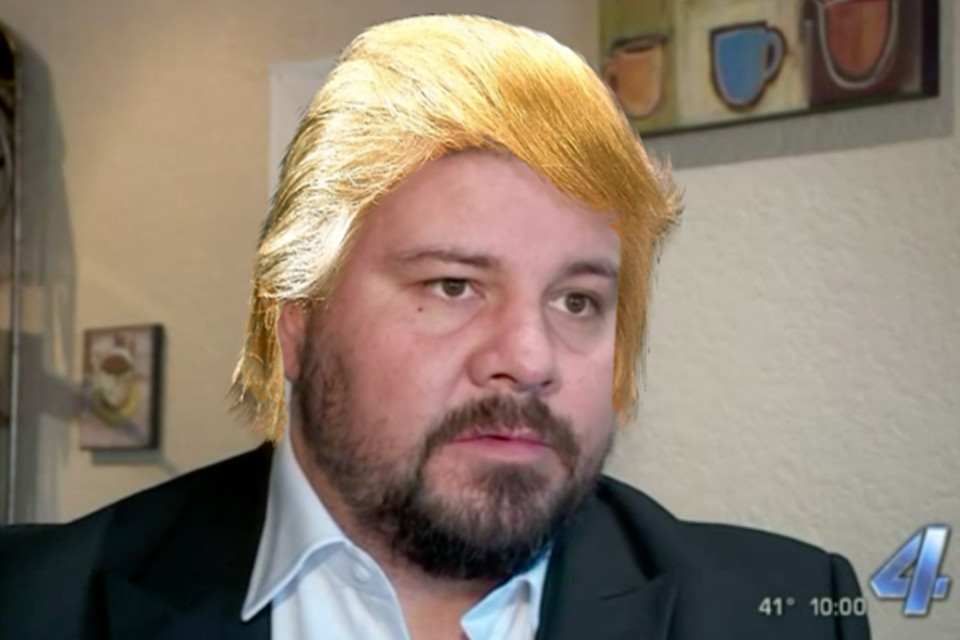 Image result for shortey and trump