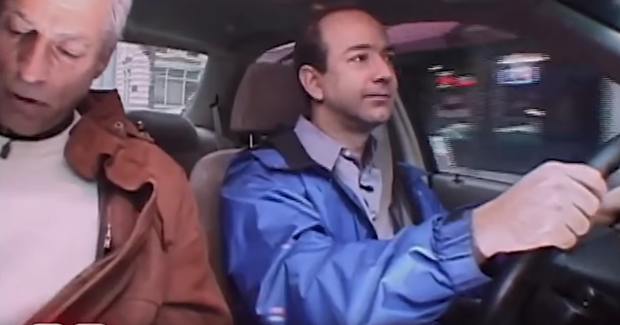 Watch This Interview With Amazon S Jeff Bezos From 1999 Boing Boing