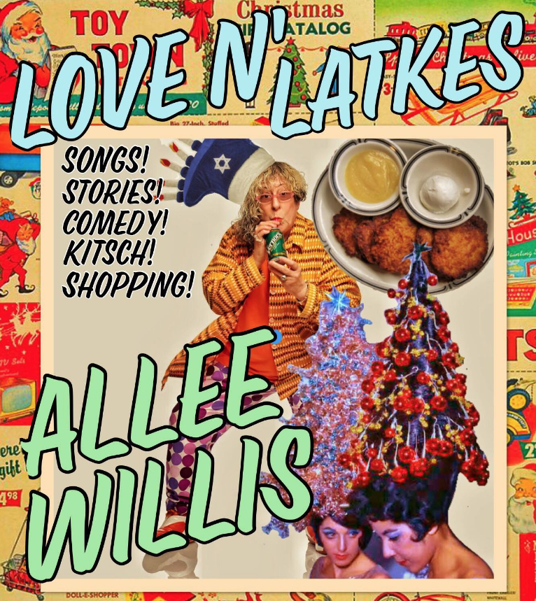 LA Peeps: Don\'t miss Allee Willis\' campy \'Love N\' Latkes\' show ...
