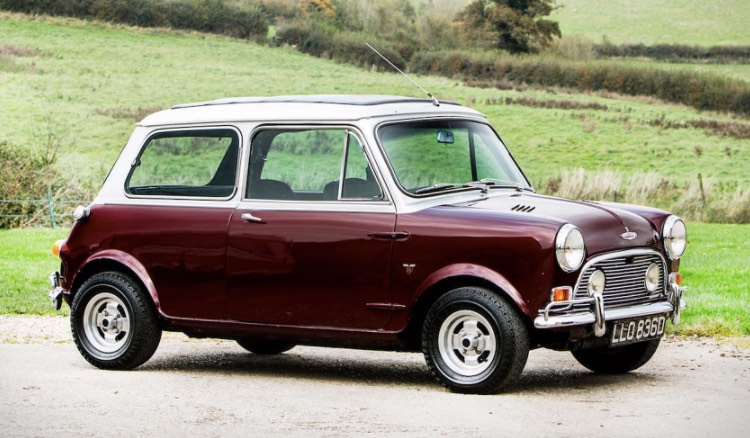 Baby You Can Drive Ringo S Car Starr S Mini Cooper Up For Auction