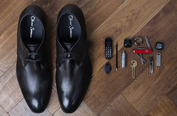 Dress Shoe With Secret Gadget Compartment Boing Boing