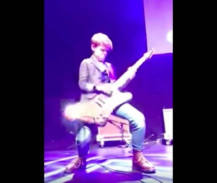 Watch: You'd never believe this amazing blues guitarist is only 12-years-old