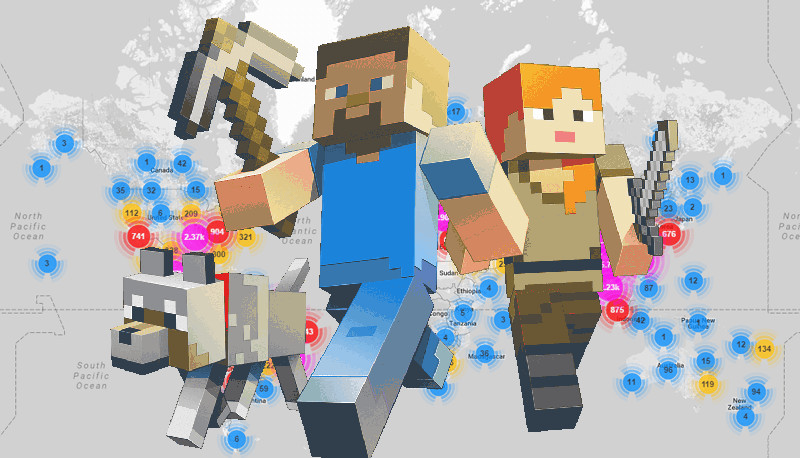 minecraft / Boing Boing
