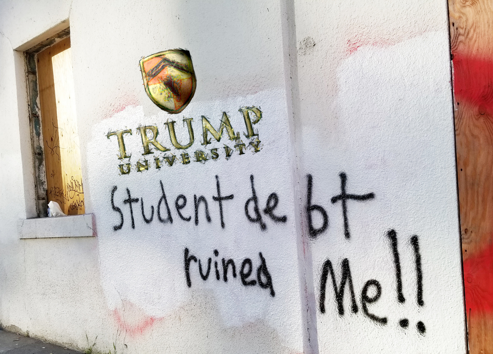 Independent auditor: Trump has made it impossible for students defrauded by predatory diploma mills to get...