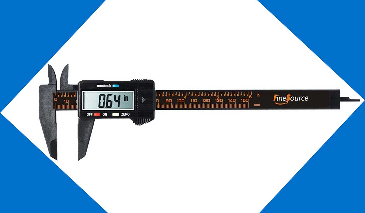 These digital calipers are on sale for under $10