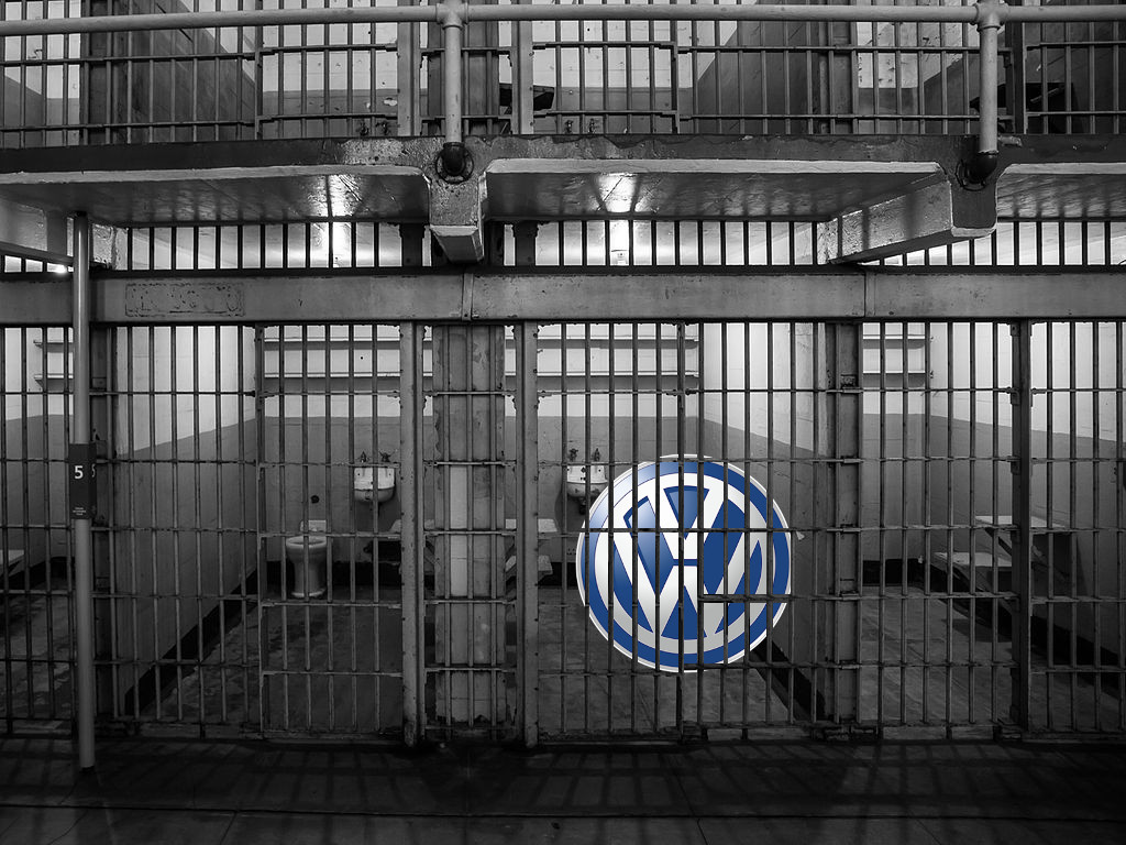 German VW exec is going to US prison for seven years for his role in Dieselgate