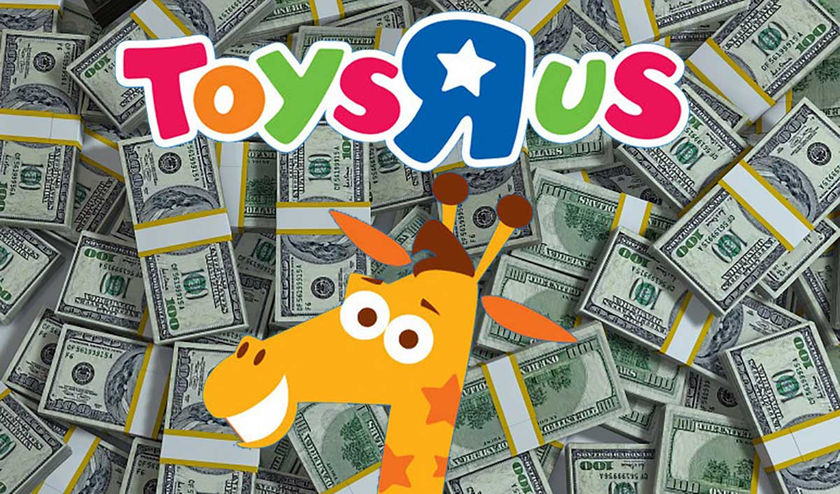 Toys R Us Is Bankrupt But Top Execs Are Cleared To Receive 16 Million In Bonuses