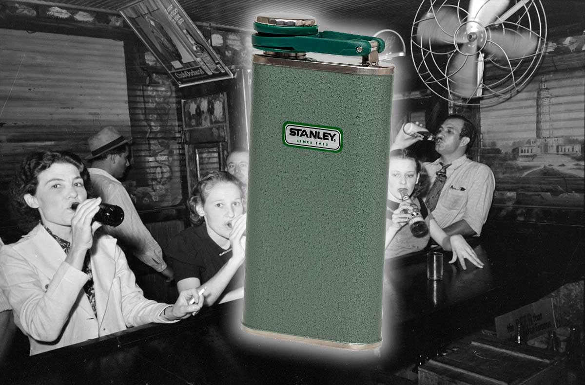 Stanley flask for $12