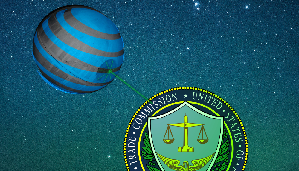 Ajit Pai says the FTC is will guard against ISPs abusing a world without Net Neutrality, but the FTC had no...