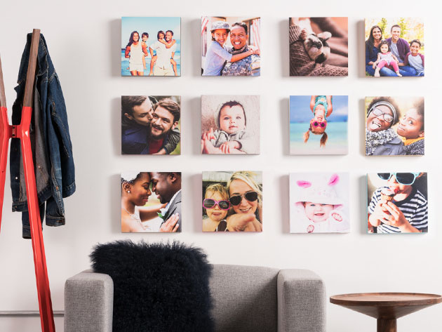 Collage.com lets you print virtually anything on anything