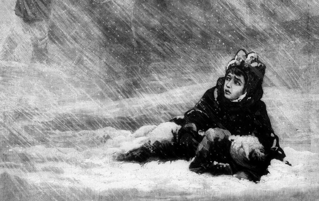 The Children S Blizzard Of 1888 Trapped Children In Schoolhouses Across The American Midwest