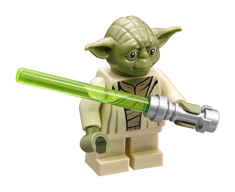 I bought this set for the LEGO Yoda minifig