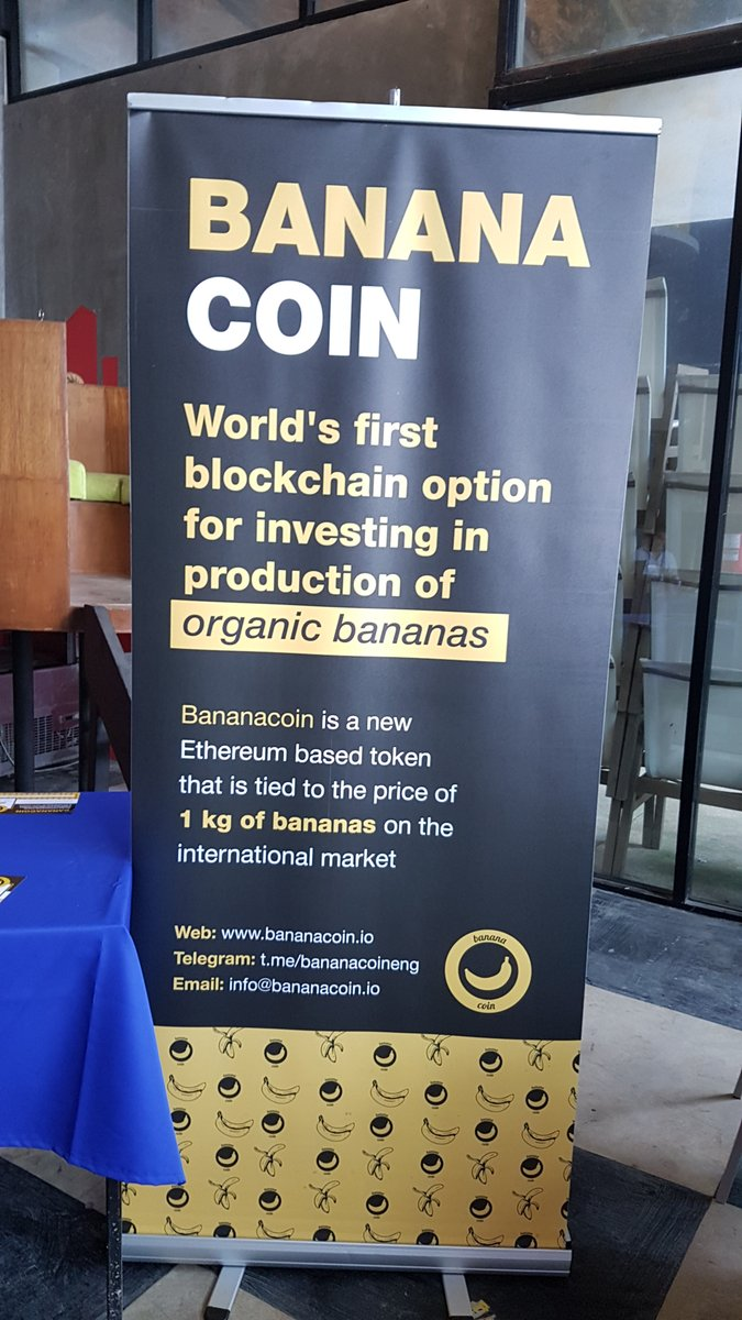 Just look at this banana-futures-speculation cryptocurrency