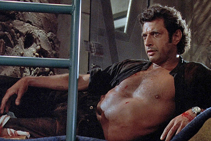 Funko unleashes a bare-chested Jeff Goldblum toy on the world